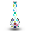 The Vibrant Colored Polka Dot V1 Skin for the Beats by Dre Original Solo-Solo HD Headphones