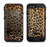 The Vibrant Leopard Print V23  iPhone 6/6s Plus LifeProof Fre POWER Case Skin Kit