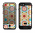 The Vintage Vector Color Circle Pattern  iPhone 6/6s Plus LifeProof Fre POWER Case Skin Kit