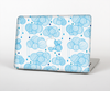 "The White and Blue Raining Yarn Clouds Skin Set for the Apple MacBook Pro 13"" with Retina Display"