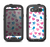 The White with Pink & Blue Vector Tweety Birds Samsung Galaxy S3 LifeProof Fre Case Skin Set