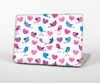 "The White with Pink & Blue Vector Tweety Birds Skin Set for the Apple MacBook Pro 13"" with Retina Display"