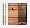 The Worn Wooden Panks Skin for the Apple iPhone 6