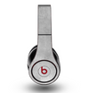 The Wrinkled Silver Surface Skin for the Original Beats by Dre Studio Headphones