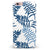 Whispy Leaves of Blue iPhone 6/6s or 6/6s Plus INK-Fuzed Case
