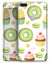 Yummy Galore Bakery Green Treats V1 - Skin-kit for the iPhone 8 or 8 Plus