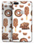 Yummy Galore Bakery Treats v2 - Skin-kit for the iPhone 8 or 8 Plus