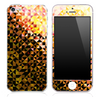Abstract Gold Mosaic Skin for the iPhone 3gs, 4/4s or 5