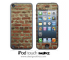 Brick Wall iPod Touch 4th or 5th Generation Skin