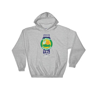 2019 Albany Patroons TBL Champions Hooded Sweatshirt