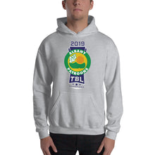Load image into Gallery viewer, 2019 Albany Patroons TBL Champions Hooded Sweatshirt