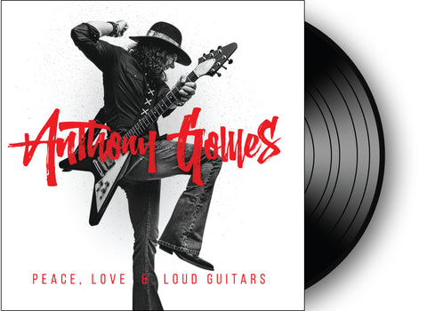 Peace, Love & Loud Guitars (Vinyl) - Available in USA & Canada Only.