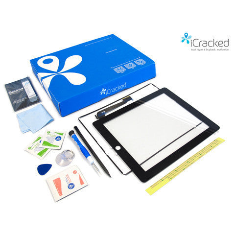 iPad 4 Screen Replacement DIY Repair Kit