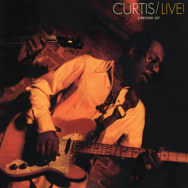 Curtis Mayfield - Curtis/Live! 2xLP