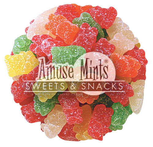 Sour Gummy Bears - 898