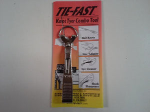 tie fast knot tyer from Rangeley Maine fly fishing shop
