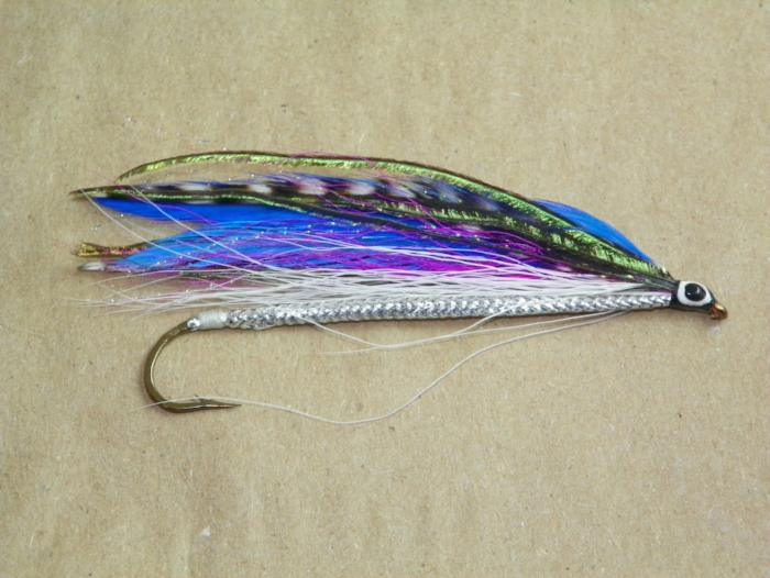sneeka #2 8x long from Rangeley Maine fly fishing shop