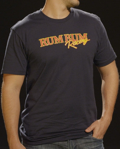 Rum Bum Racing - Fitted Crew - Navy (Male)