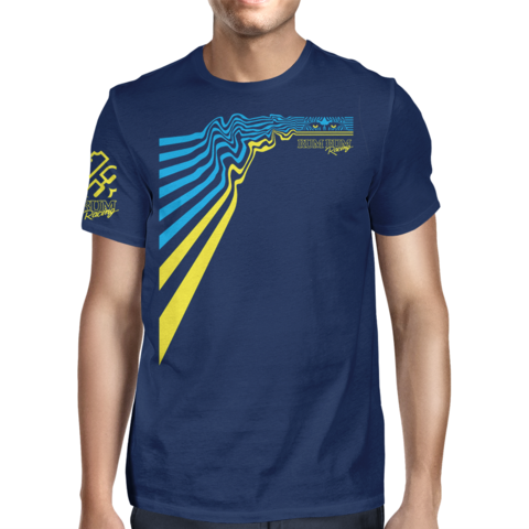 Rum Bum Racing - Racer Crew - Navy (Male)