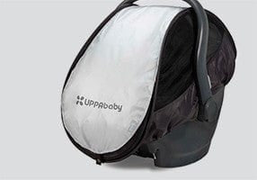 UPPAbaby Cabana Car Seat Weather Shield - Sun Cover