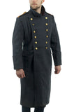 Soviet Army Senior Officers Grey Wool Greatcoat