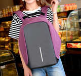 USB Charging Anti-Theft Backpack - SmartwarePro