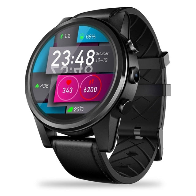 G5 Tactical Smartwatch - Android OS, GPS and Much More - SmartwarePro