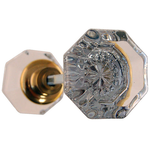 Reproduction Glass Doorknobs