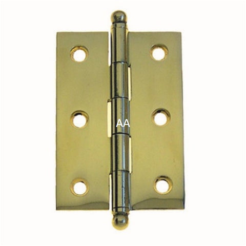 "Ball Tip Hinges (2 1/2"")"
