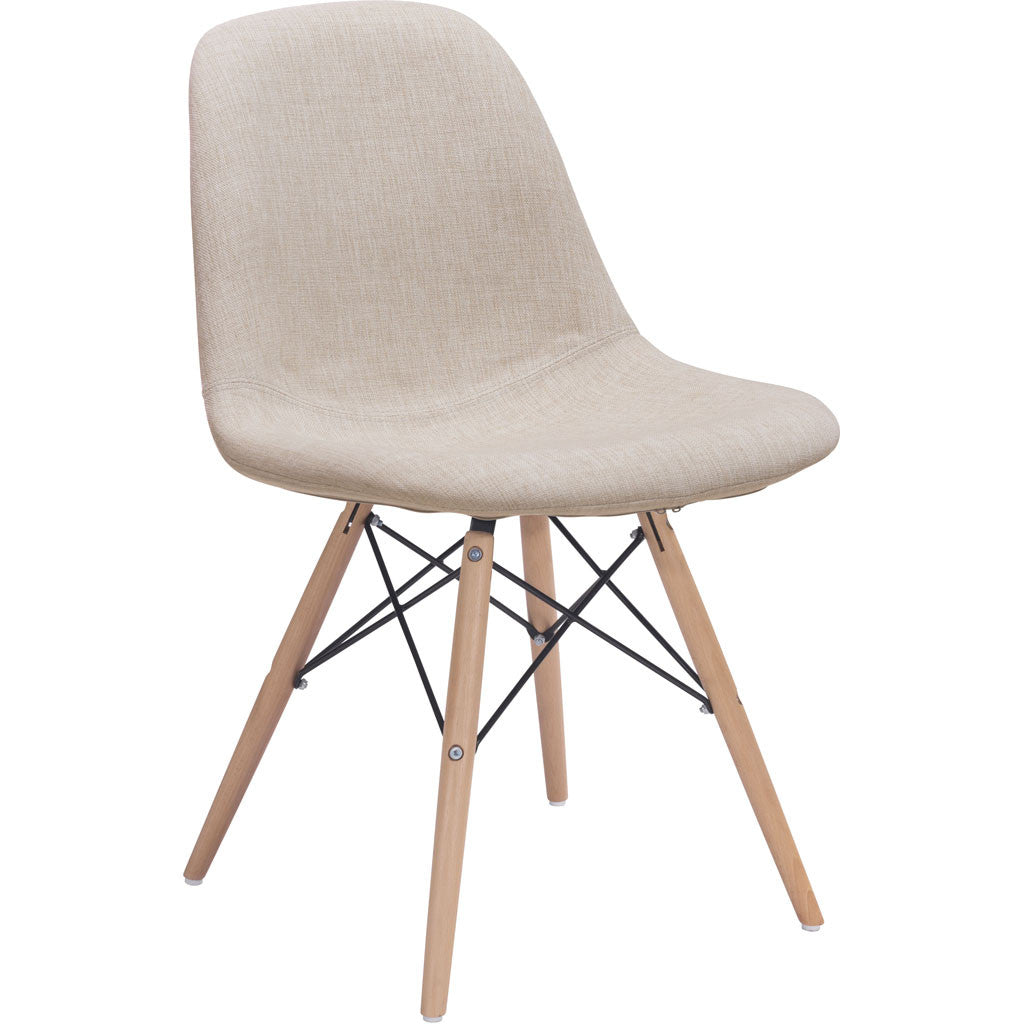 Sassari Side Chair Beige