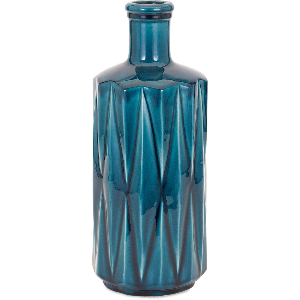 Abbott Blue Large Vase