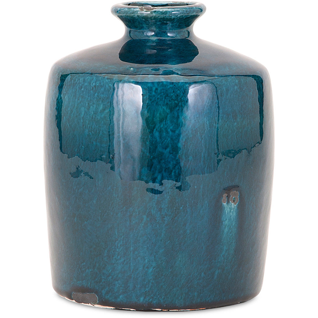 Abdi Blue Small Vase