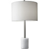 Blane Table Lamp White Paris