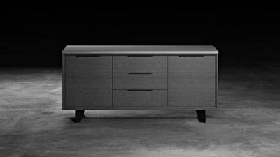 Amsterdam Sideboard Concrete/Gray Oak