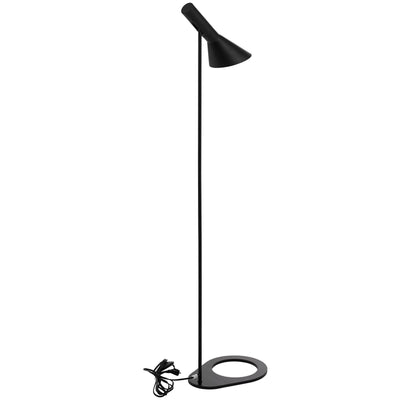 Flash Floor Lamp Black