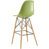Peace Bar Stool Light Green