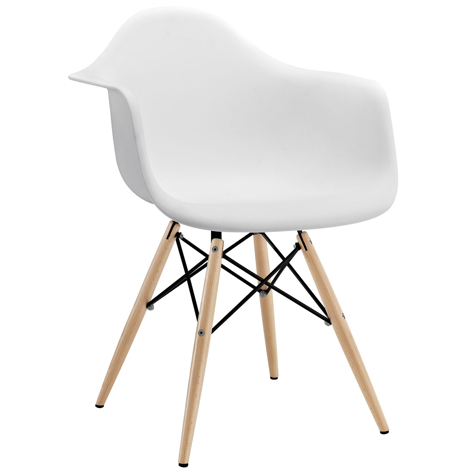 Peace Armchair White