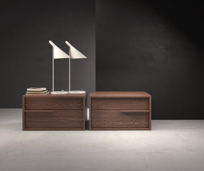 Jane Nightstand Walnut