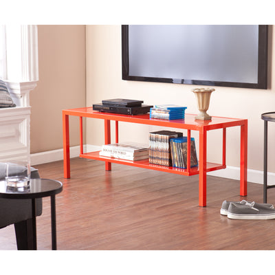 Maians Media Stand Red/Orange