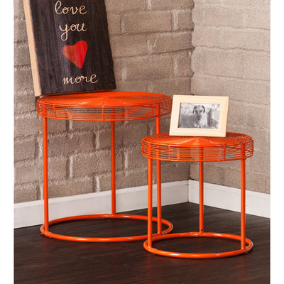 Eontic Nesting Table (Set of 2)