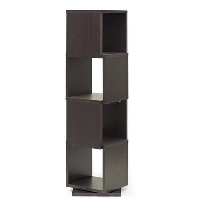Oslo Rotating Bookshelf 4 Tier
