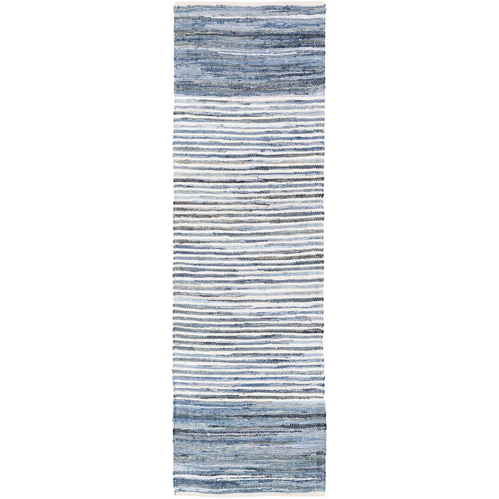 Denim Cobalt/Sky Runner Rug