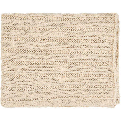 Timothy Textural Neutral Throw