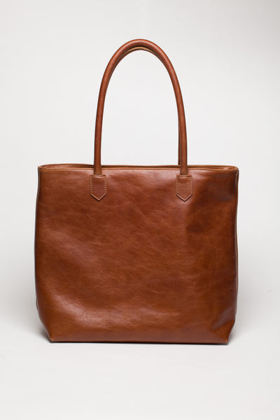 Classic Tote - Whiskey