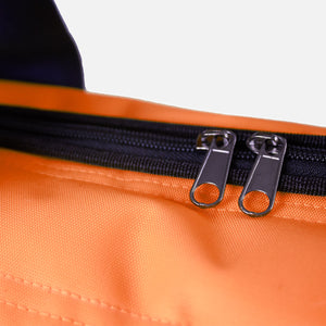 Earl's Court Orange Pet Duffel Bag
