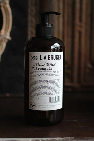 L:A BRUKET Liquid Soap 450ml