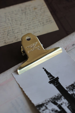 Clampy Brass Clip