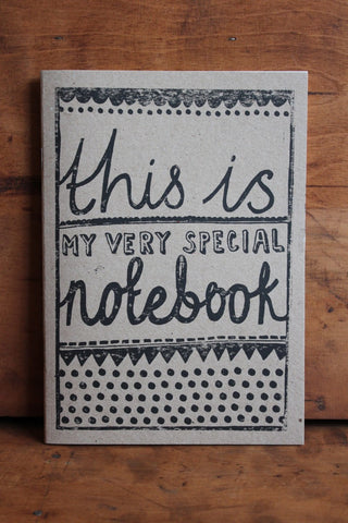 Very Special Notebook