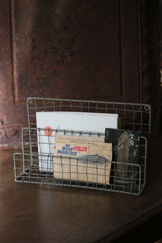 Wire Letter Rack (Large)