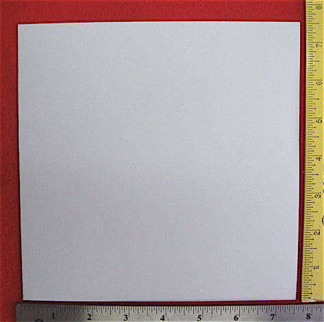 Card Stock 7.5x7.5, Qty. of 100